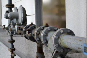 Dichtheitsprüfung Wasserleitung Test