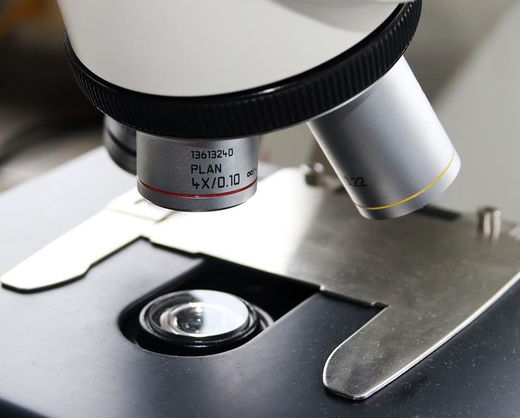 Mikroskop von Winlab