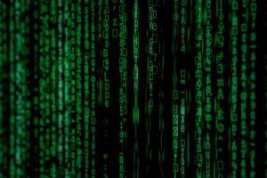 Großes Unternehmen, mehr Daten.