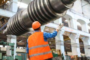 Arbeitssicherheit: Rammschutzbügel